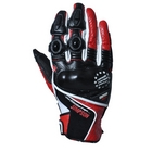 SIMPSON Leather glove Red