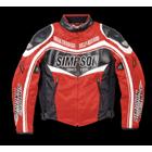 シンプソン:SIMPSON/メッシュジャケット