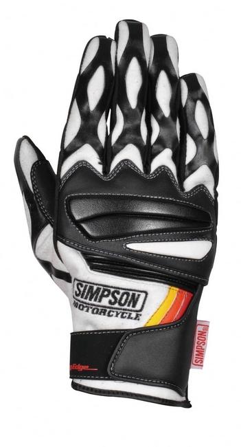 【SIMPSON】手套 SG-2173 - 「Webike-摩托百貨」