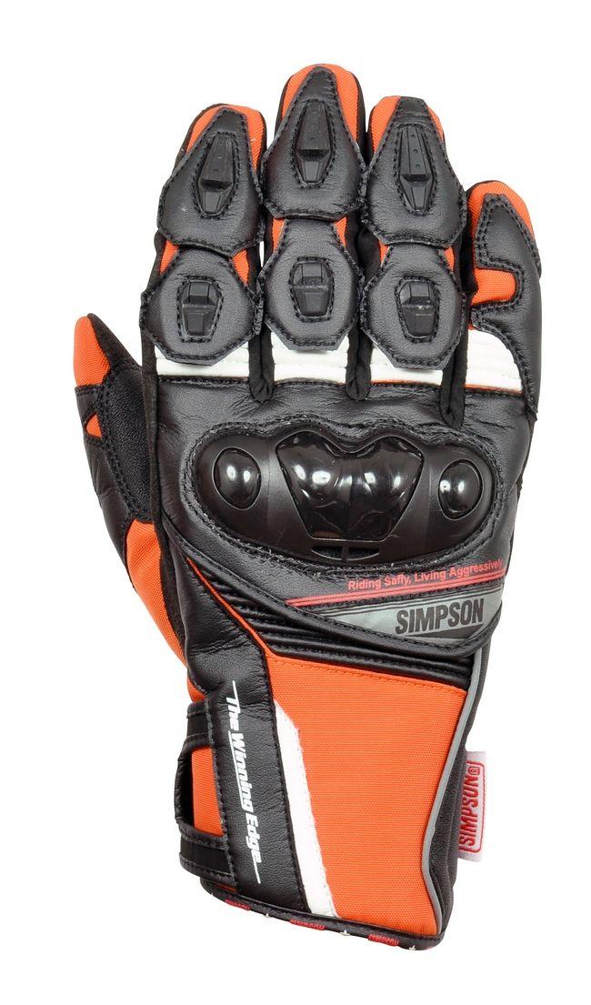 【SIMPSON】冬季手套 SG-3172 - 「Webike-摩托百貨」