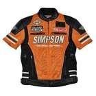 【SIMPSON】網格外套(車衣) SJ-3115