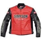 【SIMPSON】合成皮革外套(車衣) SJ-3134