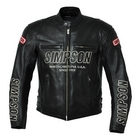 【SIMPSON】皮革騎士外套 SLJ-3111