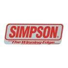 【SIMPSON】貼紙 STT-22