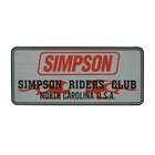 【SIMPSON】貼紙 STT-23 - 「Webike-摩托百貨」
