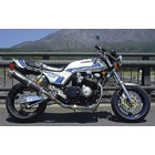 STRIKER TEMAGE Stainless full exhaust