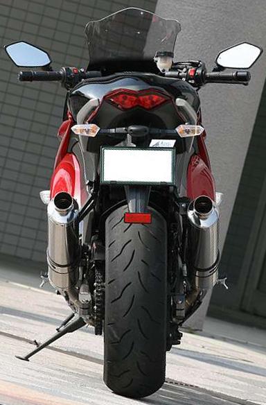【STRIKER】Street Concept 排氣管尾段 - 「Webike-摩托百貨」