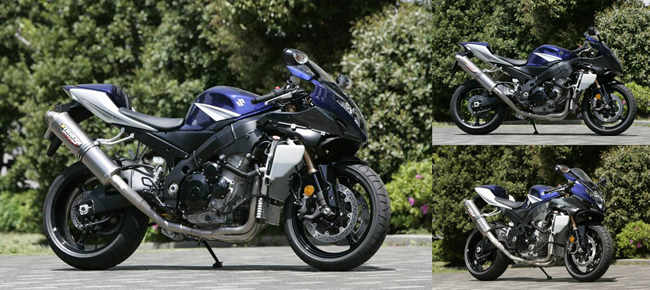 【STRIKER】Striker Racing全段排氣管(參賽式樣) - 「Webike-摩托百貨」