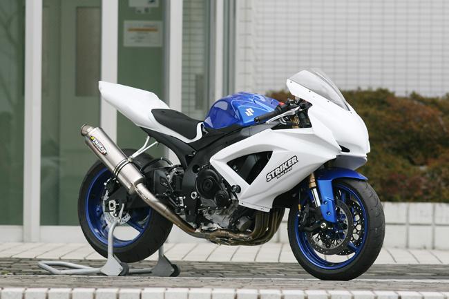 Striker Racing全段排氣管(參賽式樣)
