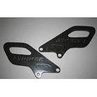 【STRIKER】DPS 維修替換品 Striker system 碳纖維腳踏防燙護板/左