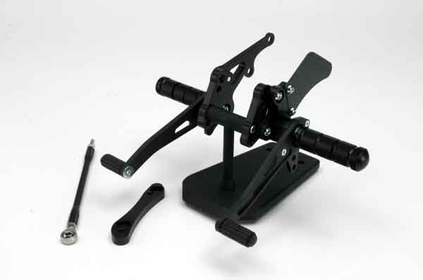 TACTICAL 3段調整型腳踏套件