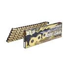 DID Standard Series Chain 420D Gold & Black [Clip (RJ) Joint Included]