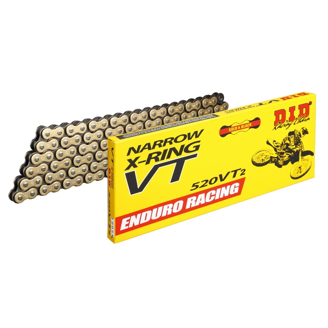 ER 系列 520VT2 金色&黑色鏈條