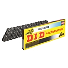 DID SUPER Non-Seal Chain 530NZ Steel [Light Fitted Clip (FJ) Joint Included]