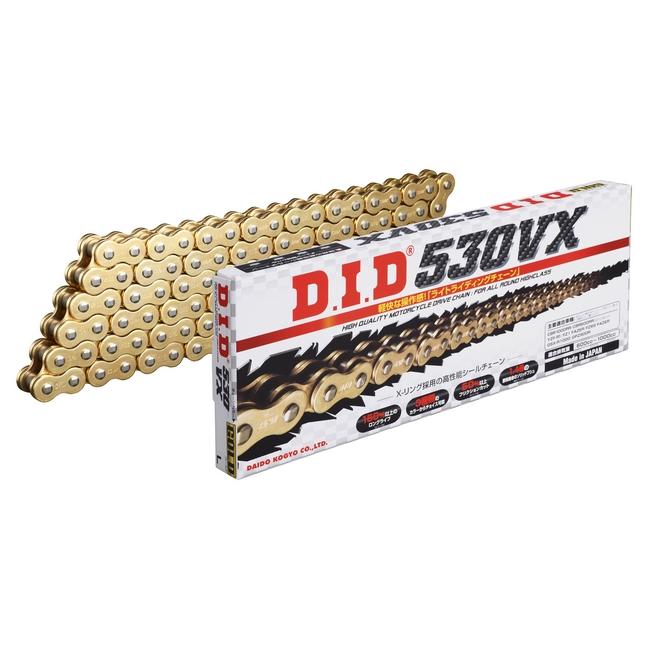 VX 系列 530VX 金色鏈條