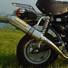 【WR's】鋁合金全段排氣管【第1型】