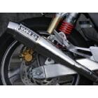【WR's】不鏽鋼擴音型排氣管尾段
