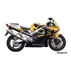 【Two Brothers Racing(兩兄弟)】M2 碳纖維排氣管尾段