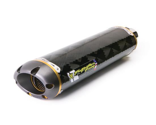 【Two Brothers Racing】V.A.L.E. 全段排氣管 (M5 碳纖維消音器) - 「Webike-摩托百貨」