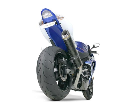 【Two Brothers Racing】V.A.L.E. Single M2 碳纖維排氣管尾段 - 「Webike-摩托百貨」