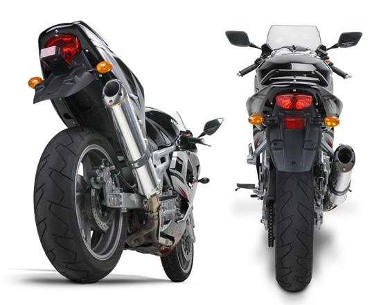 【Two Brothers Racing】M2 鈦合金排氣管尾段 - 「Webike-摩托百貨」