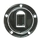 JP Moto-Mart (DURA-BOLT) Carbon Tank Cap Cover