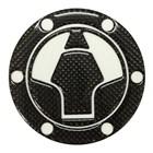 【JP Moto-Mart】碳纖維油箱蓋保護貼