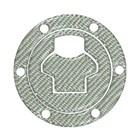 【JP Moto-Mart】玻璃纖維油箱蓋保護貼