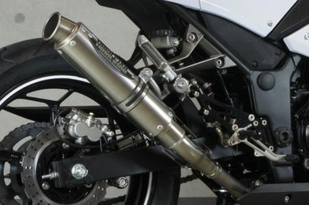 【TRICK STAR】Shotgun競賽型排氣管尾段 - 「Webike-摩托百貨」