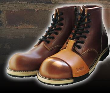 ZIP up 工作靴