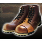 【Buggy】ZIP up 工作靴