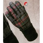 【Buggy】冬季Rib長手套