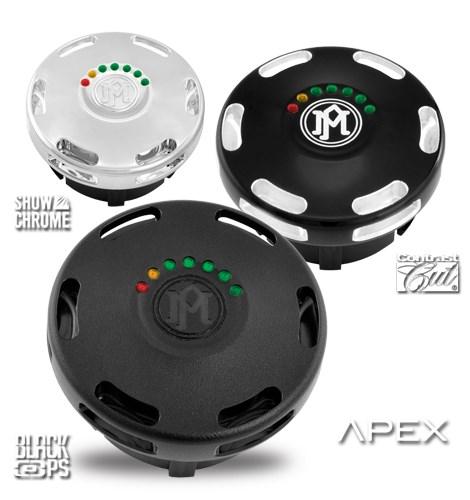 【PerformanceMachine】LED油量顯示型 油箱蓋 / Apex - 「Webike-摩托百貨」