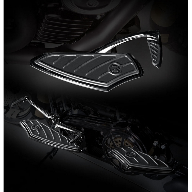 【PerformanceMachine】Heel / Toe 打檔踏桿 & 墊片 (電鍍) - 「Webike-摩托百貨」