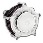 【PerformanceMachine】Sportster用 Merc 空氣濾清器 (鍍鉻)
