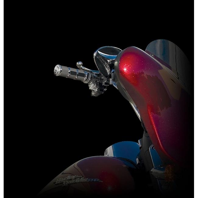 【PerformanceMachine】內藏式油門用 握把套 (Contour XL / 電鍍) - 「Webike-摩托百貨」