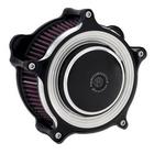 【PerformanceMachine】Big Twin S&S化油器用 Merc空氣濾清器(Contrast-Cut)