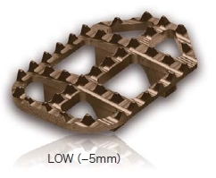 2.3 PLATFORMS 越野專用腳踏用替換片