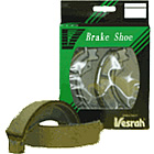 Vesrah:ベスラ/純正仕様ブレーキシュー