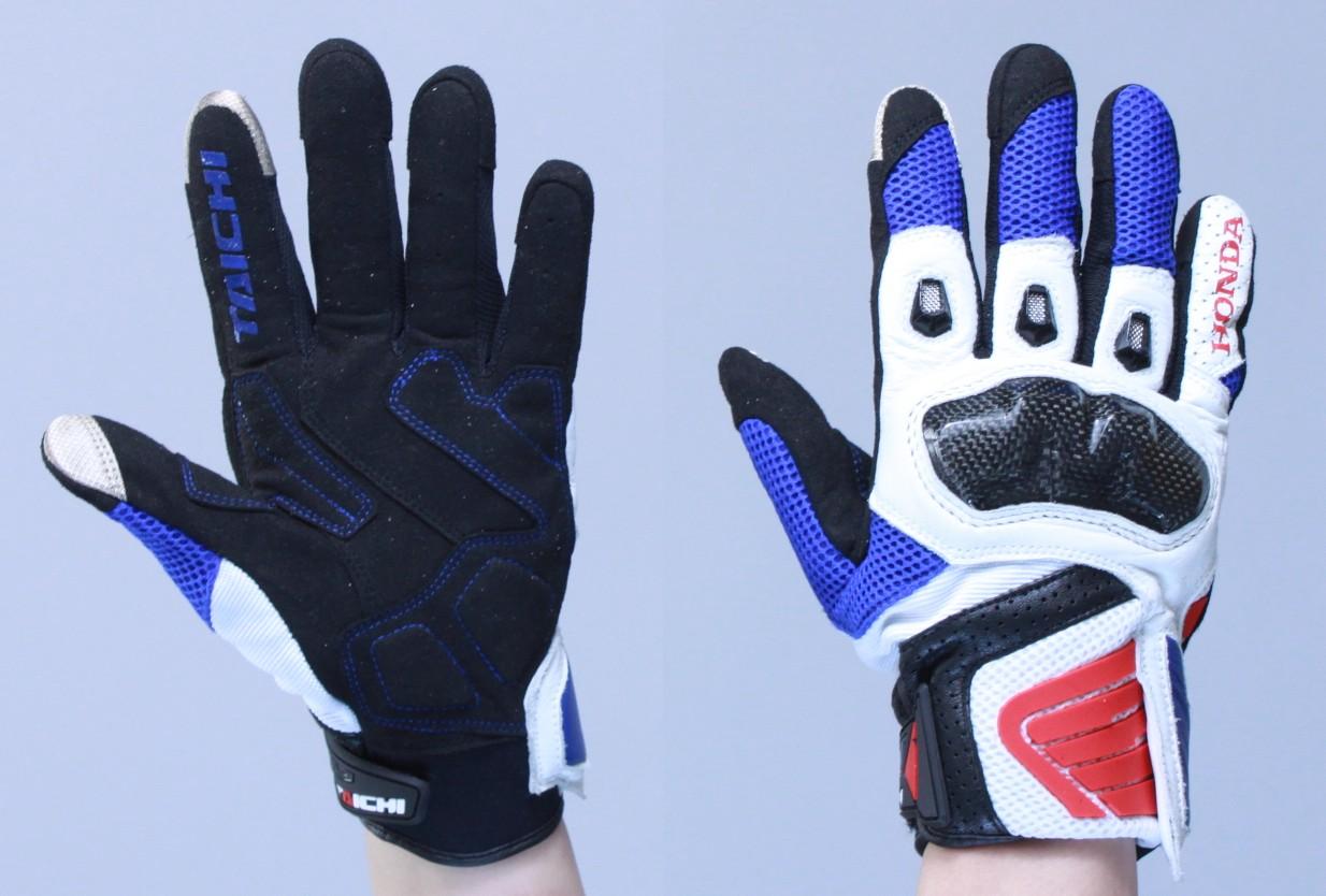 Honda S66 >> HONDA RIDING GEAR [HONDA x RS TAICHI] Arm Mesh Gloves Size:S