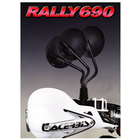【ROUGH&ROAD】RALLY50690後視鏡(左)