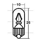 STANLEY スタンレー電気 /ライセンスランプ/メーター用電球 ブリスターパック