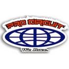 【DRC】PRO CIRCUIT貼紙