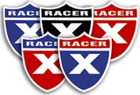 RACER X貼紙
