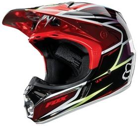 V3 RACE 越野安全帽