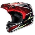 【FOX】V3 RACE 越野安全帽