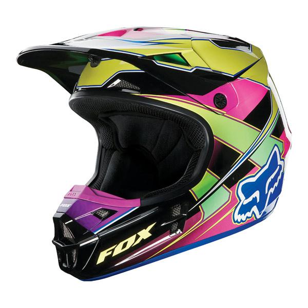 V1 Race 越野安全帽