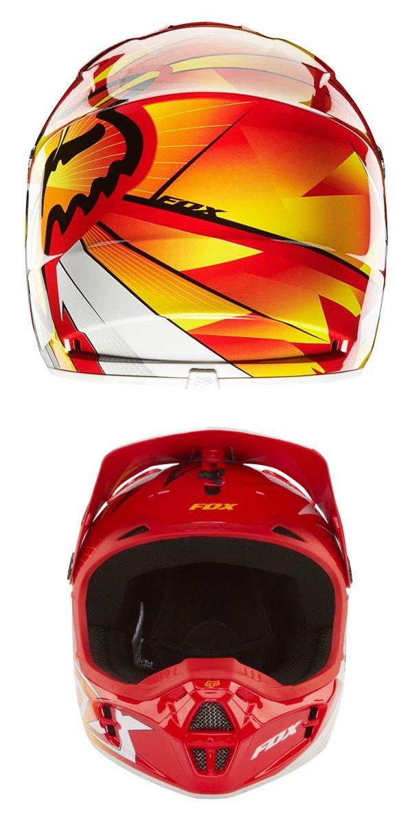 【FOX】V1 RADEON 越野安全帽 - 「Webike-摩托百貨」