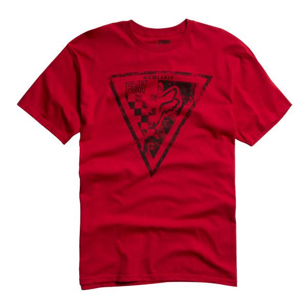 FOX Pit Crew S/S T恤
