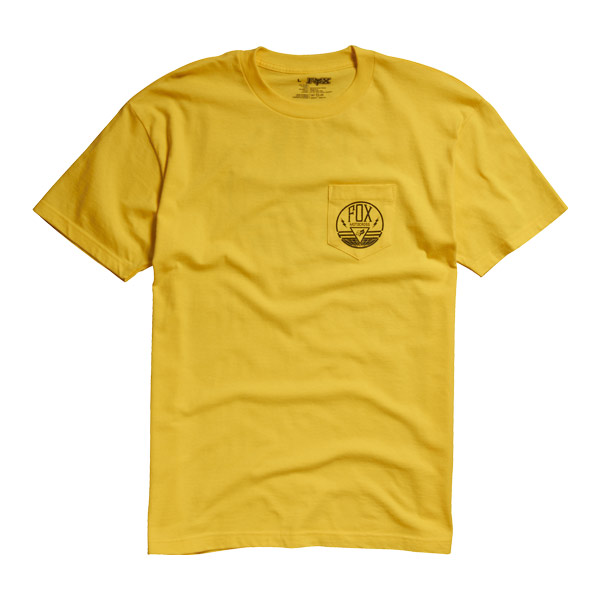 FOX Global Pocket S/S T恤